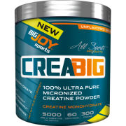 Big Joy Crea Big Micronized Creatine Powder 300Gr
