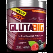 Big Joy Gluta Big % 100 Glutamine Powder 420 Gr Orman Meyveli