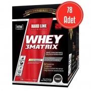 Hardline Whey 3 Matrix 30 Gr x 78 Adet (2340 Gr)