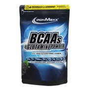 IronMaxx BCAAs+Glutamine Powder 550 Gr Blue Raspberry