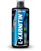 L-KARNITIN SIVI LİMON 1000 ML