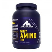 Multipower Whey Amino 3400 Amino Asit 300 Tablet