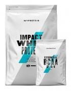 MyProtein Impact Whey Protein Tozu 2500gr + Bcaa 2:1:1 - 250gr