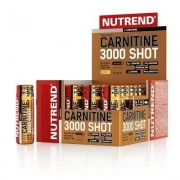 Nutrend L-Carnitine Shot 3000mg 20 Ampül Orange