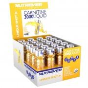 Nutrever L-Carnitine 3000 Liquid 20 Ampul Limon