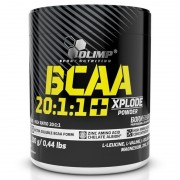 Olimp BCAA 20:1:1 + Xplode Powder 200 Gr Cola