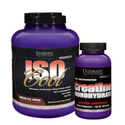 Ultimate Iso Cool Protein 2270 Gr Creatine 300gr