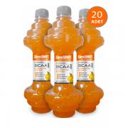 Zero Shot Dumbbell Bcaa Plus 475 ML Portakal-Mango